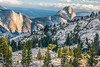Half Dome from Olmsted Point, Yosemite (Al142) Tags: olmsteadpoint yosemite halfdome sunset