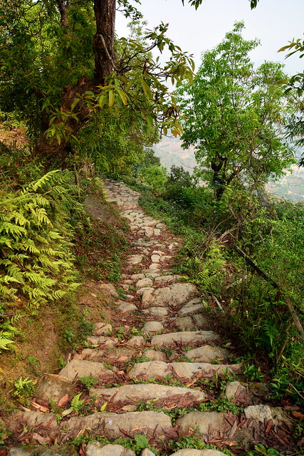 Nepal - Bandipur - Way To Bimalnagar Siddha Cave - 1