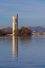 national carillon (ghee) Tags: lake monument water architecture canon exterior australia canberra act carillon 6d lakeburleygriffin ghee gwp guywilkinsonphotography
