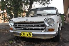 Austin 1800 Mk2 Ute (jeremyg3030) Tags: cars up austin rust utility ute mk2 1800 pick