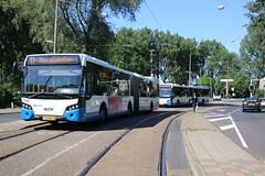 Bus 37 -> Amstelstation + Bus 22 -> Indische Buurt (AMSfreak17) Tags: public amsterdam advertising 1 traffic reclame tmobile gvb ov openbaarvervoer vervoer 1422 vdl openbaar citea insulindeweg 1408 publictraffic optie 180310 slfa amsfreak17