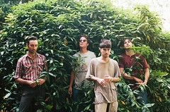 THE BLACK LIPS - PHOTO BY BRIANA PURSER