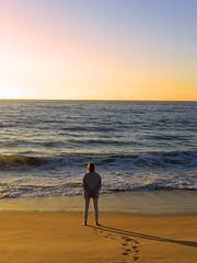 Al mar (Pablito Aguirre) Tags: chile naturaleza relax mar sony paisaje mirando viñadelmar hx400v