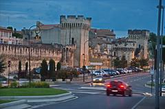 0467 - Europatour 2014 - Frankreich - Avignon (uwebrodrecht) Tags: france castle frankreich europa schloss avignon palast uwe papst brrodrecht
