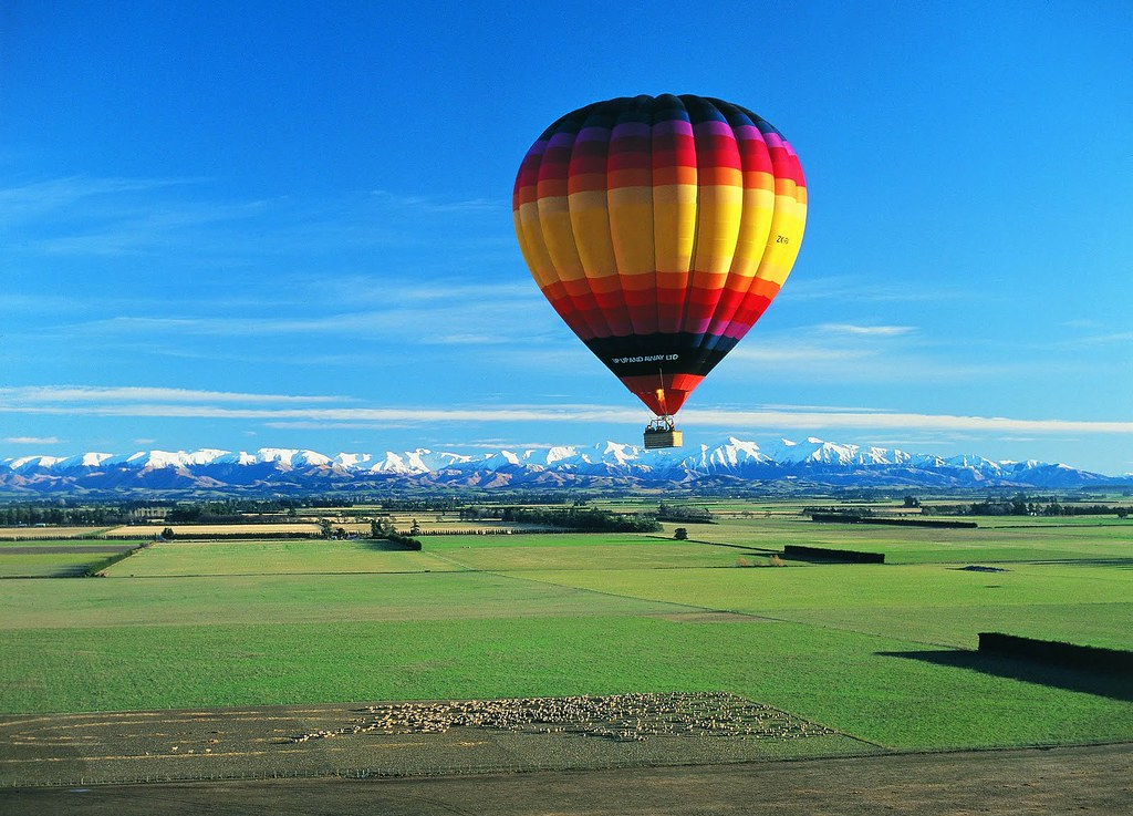 Balloon Alfort Flight