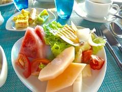 beautiful morning,Maldives Coco Boduhithi (sapphire_rouge) Tags: food beach beautiful cake coral island foods underwater diving lagoon wear resort villa sunburn maldives atoll   cocoboduhithi cocoboduhiti