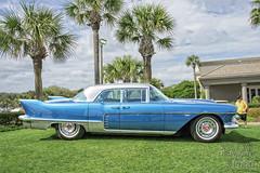 1958 Cadillac Eldorado Brougham at Amelia Island 2015 (gswetsky) Tags: island antique cadillac eldorado amelia concours brougham delegance