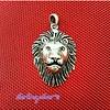 Model No _ P3 (sterlingsilver911) Tags: face silver head handmade lion jewelry sterling 925 راس رأس اسد أسد قلادة حلي فضة مصنوع يدويا مجوهرات استرليني