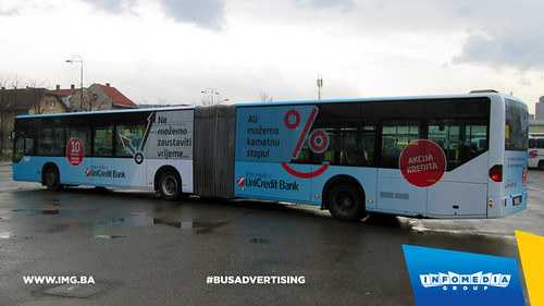 Info Media Group - Unicredit Bank, BUS Outdoor Advertising, 04-2015 (2)