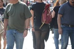 DSC_5225 (egnima2004) Tags: street girl hole pantyhose holepantyhose