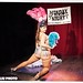 The Jigglewatts Burlesque at Monday Night Tease in Hollywood by Ginger Liu #Photography