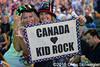 Kid Rock @ First Kiss: Cheap Date Tour, DTE Energy Music Theatre, Clarkston, MI - 08-08-15