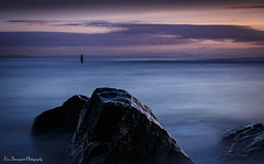 Crosby Beach-2.jpg (Ken Davenport Photography) Tags: another place anthony gormley night lancashire long exposure north west liverpool