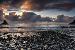 Brittle Bay. Isle of Skye (Digit@l Exposure) Tags: isle skye brittle bay sunset sea ocean atlantic