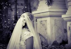 The Bride (Leitratista) Tags: thebride bride wedding snap capture walk church lovephotography hobby nikond3400 blackwhite bnw