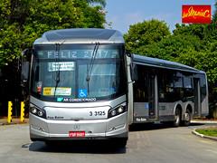 3 3125 DSC_0155 (busManíaCo) Tags: caio millennium brt articulado mercedesbenz o500uda bluetec 5 busmaníaco nikond3100 bus ônibus urbano rodoviário
