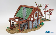 Blacksmith (Sylon-tw) Tags: sylontw sylon castle lego moc froge blacksmith bricktimeteam tudor