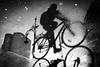 Inverse Bike (ffela) Tags: berlin blackwhite inversebike streetphotography deutschland explored