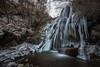 Waterfall (Jose.Phan81) Tags: waterfall snow longexposure winter trees water ice freezy cold nd1000