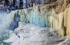 The Other Side (Greg Lundgren Photography) Tags: ice winter snow waterfall minnehaha minneapolis twincities minnesota landscape urban