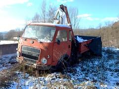 OM Leoncino (Tazio 27) Tags: om leoncino vecchio camioncongru old truck abbandonato rottame rusty scrap ruggine