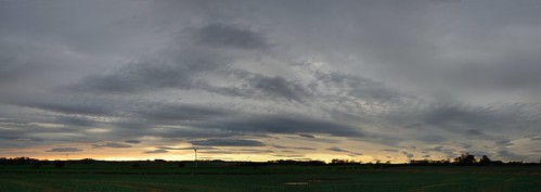 040a-20161114_Udny-Aberdeenshire-evening panoramic view Wwards from Milton Coullie minor road just SW of Udny Green-3 photo stitch
