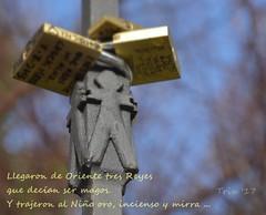 Que os traigan muchas cosas los Reyes!!! (Trix: Pierre qui roule .......) Tags: salamanca huertodecalixtoymelibea candados reyes