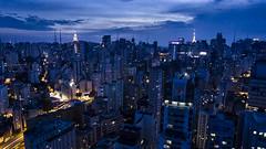 Ocean 1 (Gustavo Basso) Tags: aereas aerial crepusculo dji drone fimdetarde landscape paisagem paulista saopaulo urban urbano sãopaulo brasil