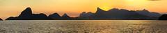 Sunset Rio de Janeiro - Aquele Abraço (Paulo_Padilha) Tags: riodejaneiro aqueleabraço pôrdosol sunset sun summer sol verão brasil brazil paulopadilha baíadaguanabara cristoredentor pedradagávea pãodeaçúcar corcovado