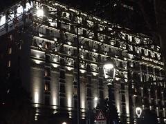 a nice hotel (Hayashina) Tags: light night hotel milano italy milan