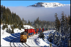 UP 6839 (golden_state_rails) Tags: up union pacific sp southern donner pass norden sierra nevada mount judah cement