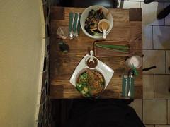 Cơm Hắp + Bún Lá Lớt @Chay Village Schöneberg (conticium) Tags: chay village chayvillage lunch berlin schöneberg