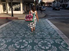 Pasadena, January 2017. (GrownUpBoy) Tags: 2016 january mobile mobilestreet street streetphotographer streetphotographers streetphotography thebestcameraistheoneyouhave iphone iphone6splus iphoneography pasadena california backsareboring
