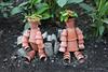 Pot Heads (Areti Antonakopoulou) Tags: pot pots gardening fun