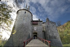 Castell Coch (Red Castle) (DHHphotos) Tags: castell coch red castle cardiff south wales tongwynlais nikon d5300