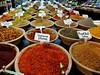 Spices (markb120) Tags: spice flavoring flavouring market fair row donnybrookfair beargarden smell odor scent flavor flavour odour powder flour trituration farina