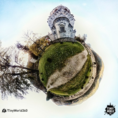 Studenica Monastery, Serbia // Tiny World 360