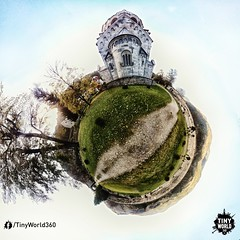 Studenica Monastery, Serbia // Tiny World 360