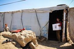 Al Basla Camp, Programs M&E, Lebanon 2014