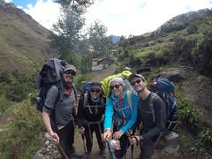 Photo de 14h - Trek de Santa Cruz, 1er jour (Pérou) - 27.06.2014