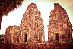 2015-05-22 Cambodia Day 3, Prae Roup Temple, Siem Reap (Qsimple, Memories For The Future Photography) Tags: old travel building tower art heritage tourism monument nature stone wall architecture asian religious temple design artwork ancient ruins worship asia cambodia cambodian khmer place natural outdoor antique buddhist traditional famous religion ruin culture buddhism places landmark structure historic sacred thom civilization siemreap angkor wat hinduism archeology religions sculptures bayon prohm 2015 prasat camera:make=canon exif:make=canon exif:lens=ef24105mmf4lisusm geo:state=siemreap exif:focallength=24mm exif:aperture=ƒ10 qsimple geo:country=cambodia camera:model=canoneos600d exif:model=canoneos600d exif:isospeed=400 geo:city=krongsiemreap geo:lon=10392123996 geo:lat=1343427209 geo:location=sangkatnokorthum