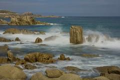 Bretagne - Sibiril (jean paul lesage) Tags: waves bretagne breizh 29 vagues rochers finistere sibiril