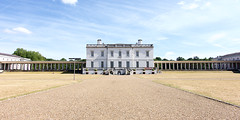 The Queen's House -  Greenwich DSC06218 (Chris Belsten) Tags: house thames architecture greenwich unesco architect neoclassical palladio inigojones thequeenshouse palladianism