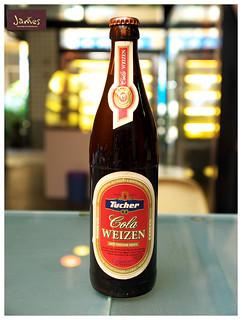 Tucher Cola Weizen 德國圖赫可樂小麥啤酒 500ml 2.6%_20150714_NT$125_Germany_7141850__Neoimage