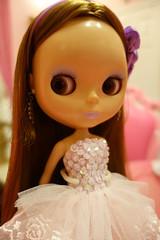 The Elegance Of Miss A (Primrose Princess) Tags: pink ballerina doll princess blythe takara missa missanniversary dollydreamland firstanniversarytakarablythedoll