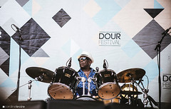 Tony Allen ft Damon Albarn 02 (Caroline Lessire) Tags: food black blur monkey allen progress tony virgin honest damon emi gorillaz jealousy voices jons parlophone fela afrobeat kuti albarn journeytothewest