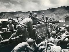 Boxed Devil Dog (Peer Into The Past) Tags: devildogs history wwii ww2 thegreatestgeneration heroes uscg 1944 guam militaryworkingdog mwd wardogs devildog semperfi marinecorps marines usmc