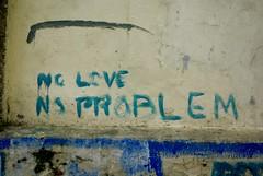 NoProblem (nothinginside) Tags: no love luv problem writer pop art street marocco tanger tangeri tangier spray murales wall 2016