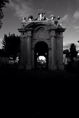 Porta Lambertina - Senigallia, Italy (irene_ceccacci) Tags: nofilter 1020mm nikond3000 nikonphotography nikon igersitaly igersmarche igers streetphotography stress blackandwhite black senigallia