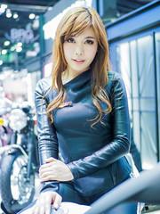 Pretty@Motor Expo 2016 (Aung@) Tags: pretty thai thailand motor expo 2016 international bangkok olympus omd em5mkii mzuiko 25mm f12